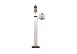 DIGITAL THERMOMETER BLACK/SILVER by Insize