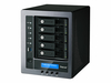THECUS TECHNOLOGY N5810PRO - NAS SERVER - 5 BAYS - SATA 6GB/S - RAID 0, 1, 5, 6, 10, JBOD - RAM 4 GB - GIGABIT ETHERNET - ISCSI by Sharp Electronics Corporation