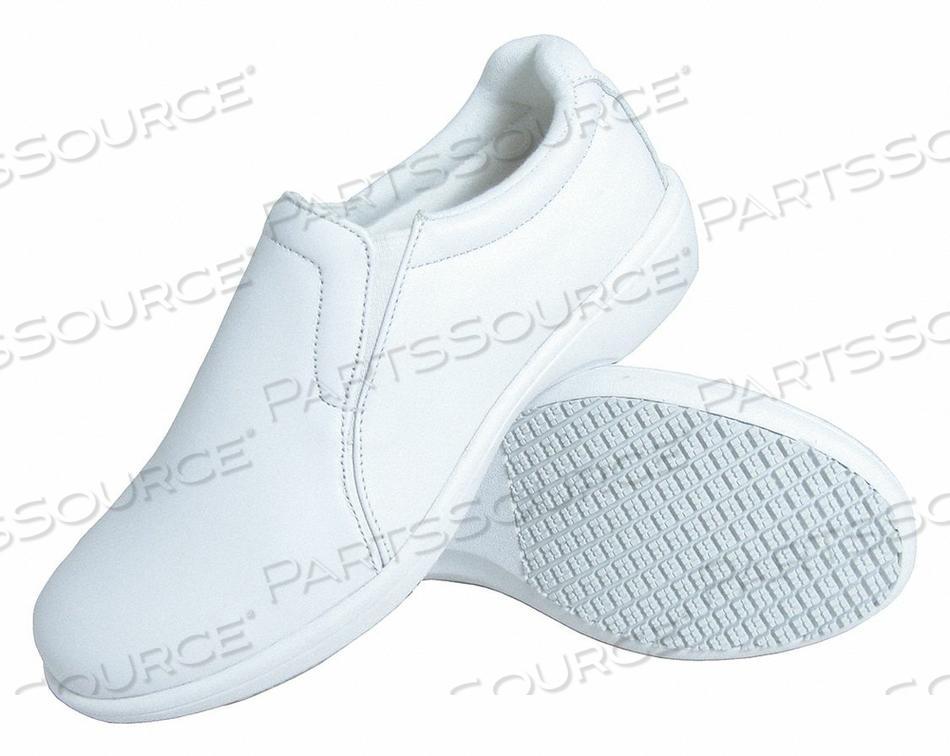 SHOES SLIP-ON WOMEN WHITE 415-10W PR by Genuine Grip