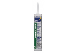 CONSTRUCTION SEALANT SOLVENT 10OZ. CLEAR by White Lightning