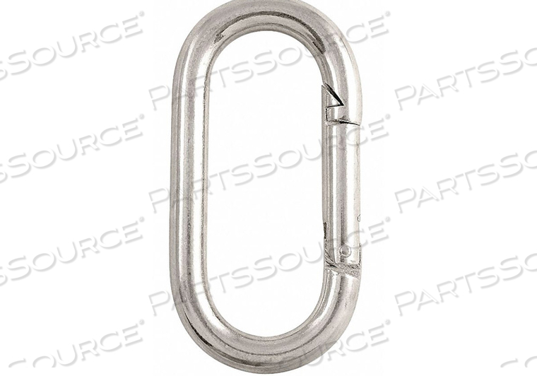SPRING SNAP HD STEEL L 4 IN by Lucky Line Products