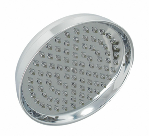 SHOWER HEAD POLISHED CHROME 6 IN DIA by Trident