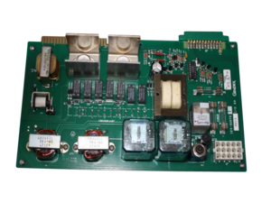 INPUT/OUTPUT BOARD by Del Medical Imaging