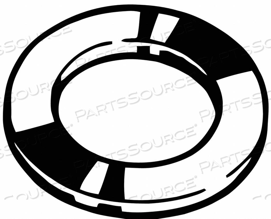 Sealing Washer,40.0mm Inside Dia,PK10