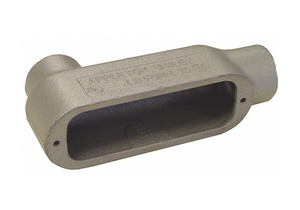 CONDUIT OUTLET BODY IRON 6 IN. by Appleton Electric