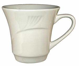 CUP PETAL 6-1/2 OZ AMERICAN WHITE PK36 by ITI