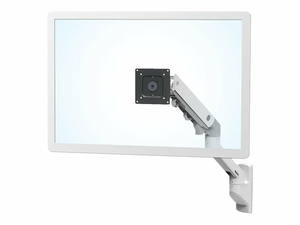 WALL MOUNTING KIT, ALUMINUM, WHITE, 42 IN, 11.7 LBS by Ergotron, Inc.