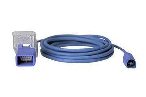 9.8 FT 8 PIN D SUB SPO2 ADAPTER CABLE by Philips Healthcare (Medical Supplies)