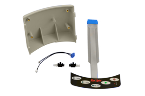 FRONT PANEL ASSEMBLY by Beckman Coulter