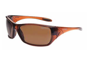 SAFETY GLASSES BROWN by Bolle Safety