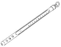 MAX REGISTER THERMOMETER by Replacement Parts Industries (RPI)