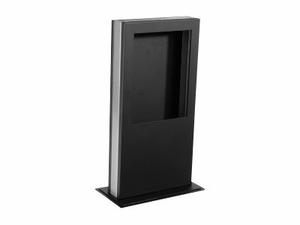 PEERLESS DESKTOP KIOSK KIP410I - STAND FOR TABLET - BLACK POWDER COAT - FOR APPLE IPAD (3RD GENERATION), IPAD 2, IPAD WITH RETINA DISPLAY (4TH GENERATION) by Peerless Industries, Inc.