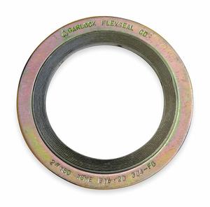 GASKET RING 1 IN METAL YELLOW by Garlock Sealing Technologies