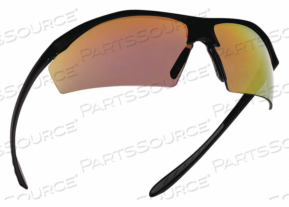 BALLISTIC SAFETY GLASSES RED MIRROR by Bolle Safety