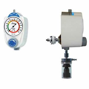 ANALOG VACUUM REGULATOR, HAND TIGHT X MALE, 0 TO 300 MMHG, VACUUM by Ohio Medical, LLC