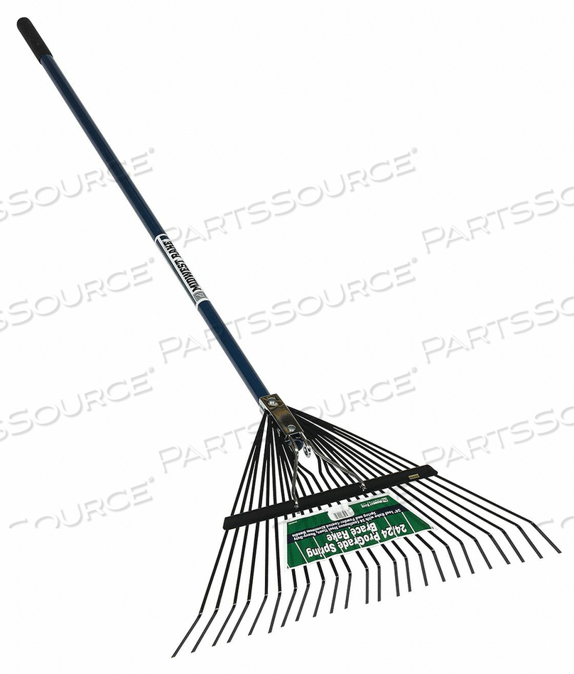 LAWN RAKE 13 IN TINE LENGTH by Seymour Midwest