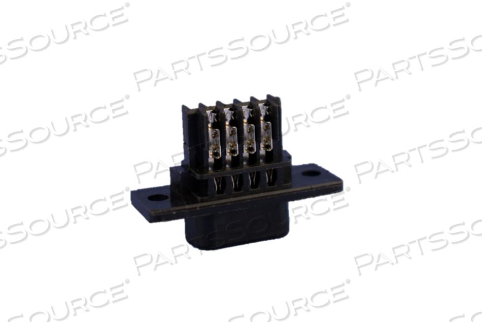 CONNECTOR, D9 FEMALE (END OF LIFE / NO LONGER SUPPORTED BY OEM)