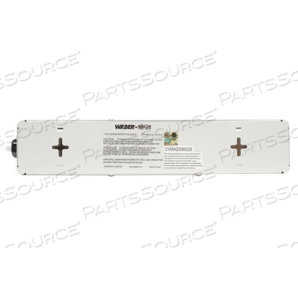 SURGE PROTECTOR STRIP MEDICAL METAL 6 OUTLET 15FT CORD by Tripp Lite