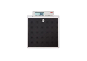 FLAT SCALE, 550 LB/250 KG, DIGITAL LCD DISPLAY, DIGITAL LCD DISPLAY by Seca Corp.