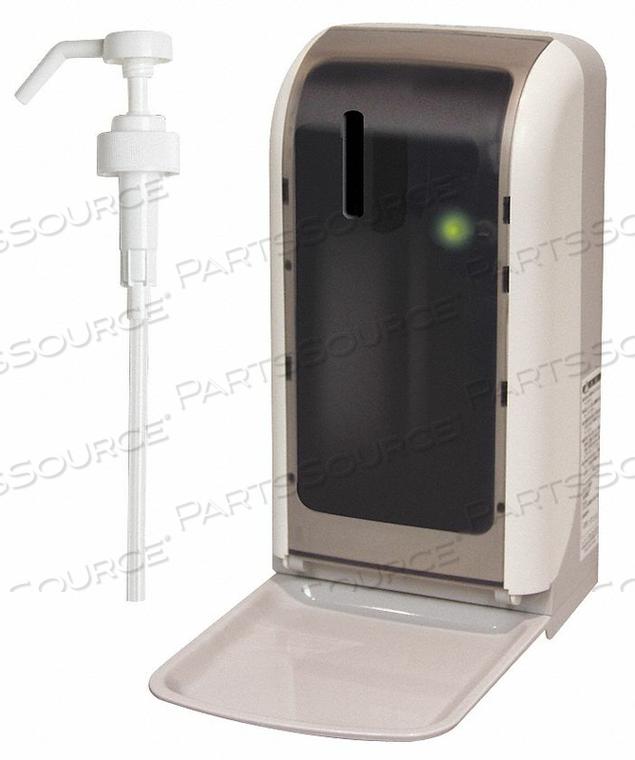 HAND SANITIZER DISPENSER 1000ML GRAY by Best Sanitizers Inc.