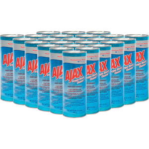 AJAX OXYGEN BLEACH POWDER CLEANSER, 21 OZ. CAN, 24 CANS - 14278 by Palmolive
