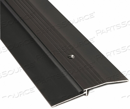 DOOR THRESHOLD DARK BRONZE .78 IN THCK by National Guard Products