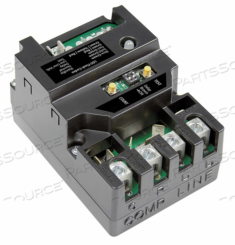 COMPRESSOR CONTACTOR 24V COIL by White-Rodgers