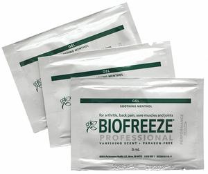 BIOFREEZE GEL PAIN RELIEF 0.101 OZ. by Medique
