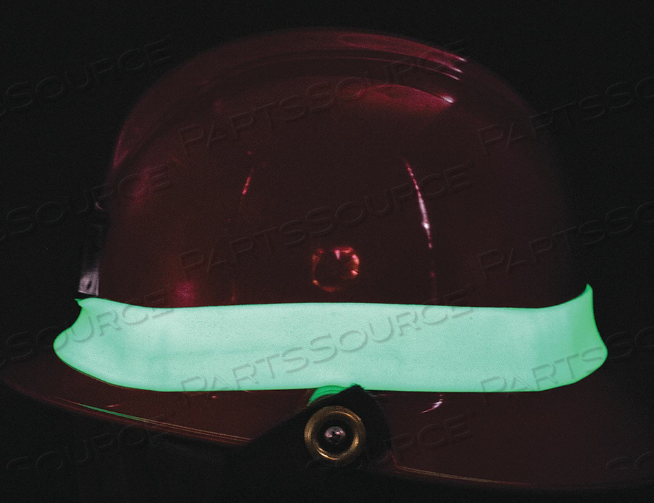 HELMET BAND FOR HARD HATS GREEN SILICONE by Ability One